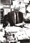 George Morley, advertising manager 1978-1993